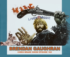 Brendan Gaughran The Liver Medic and Liver-Eating Johnson | CB162