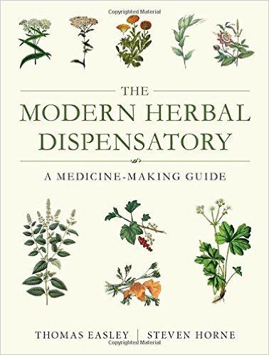 Modern Herbalist Despensatory by Steven Horne