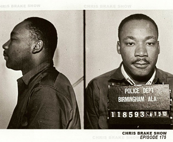 Dr Martin Luther King Jr Day | CB175