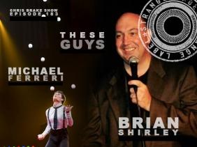 Juggler Michael Ferreri Comedian Brian Shirley | CB183