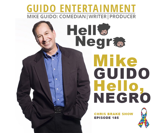 Mike Guido: Comedian and Rob Schneider's Friend | CB185