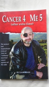 """Liam Ryan """"Cancer 4, Me 5 (After Extra Time)"""