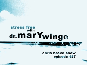 Dr Mary Wingo Chills Out For A Stress Free Show   CB187